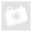 Kép 1/2 - Karácsonyfa dekoráció, csillogó piros színben,ajándék multicolor LED fénysorral